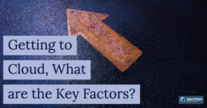 Getting to Cloud, What are the Key Factors?