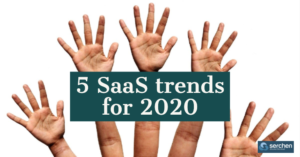 5 SaaS trends for 2020