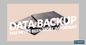 Data backup has never been more important