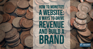 How to monetize a website: 8 ways to drive revenue and build a brand