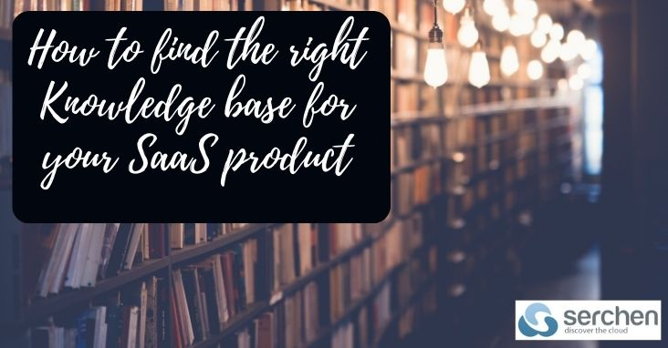 How to find the right Knowledge base for your SaaS product